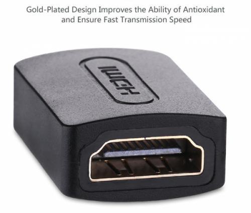 Đầu nối HDMI hai đầu âm Ugeen 20107 chính hãng