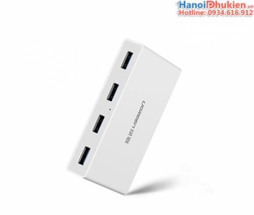 Cáp USB Type C ra Hub USB 3.0 Ugreen 30278 hỗ trợ sạc Macbook 12