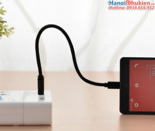 Cáp USB 2.0 Type C Ugreen 0.5M-1M nguồn 5V3A