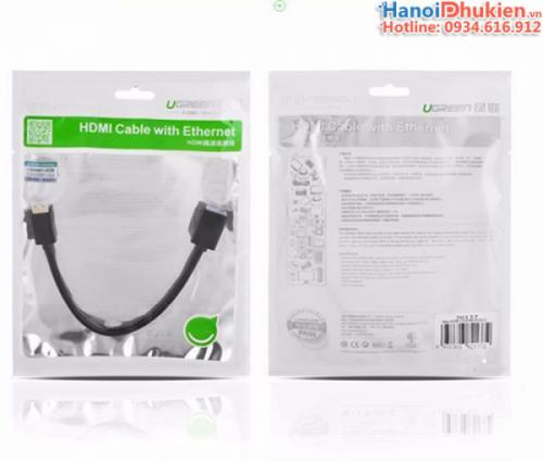 Cáp Mini HDMI sang HDMI Female Ugreen 20137