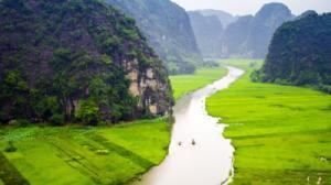 Hà Nội - TRÀNG AN - BÁI ĐÍNH - HẠ LONG - CHÙA BA VÀNG