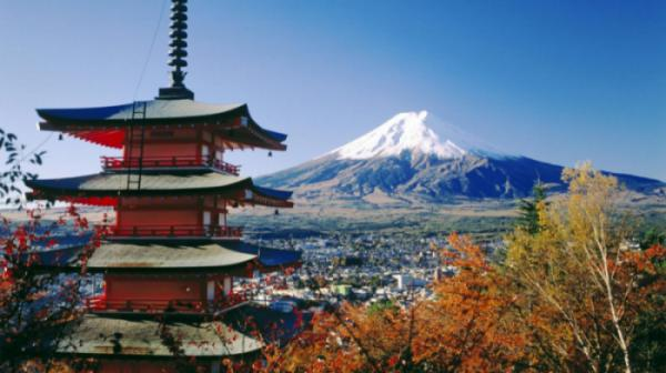 NAGOYA – OSAKA - KYOTO - HAKONE - LAKE KAWAGUCHI   FUJI MOUNTAIN – TOKYO