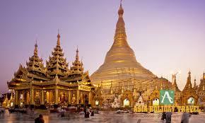 MYANMAR - MIỀN ĐẤT VÀNG YANGON - KYAIKHTIYO - BAGO