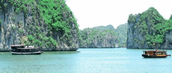 Halong Bay - Cat Ba Monkey Island Resort - Kayaking - Lan Ha Bay 4Day/3Night