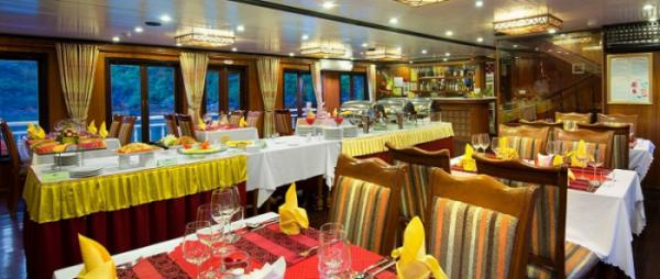 Halong Grayline Cruise