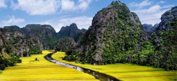 Hoa Lu - Tam Coc (Daily)